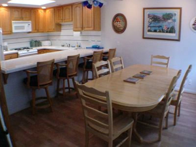 Kitchen/Dining Room - Seats 10