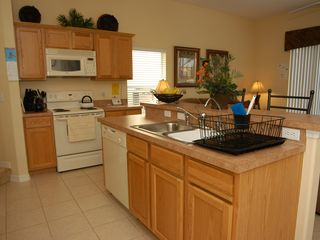 Glenbrook Resort villa photo - Fully fitted kitchen with all tools and utensils provided
