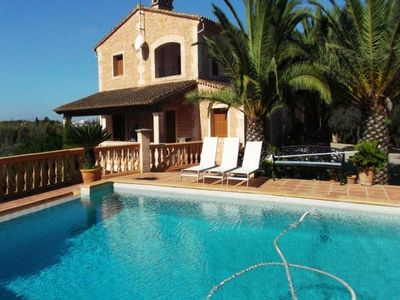 Manacor House, 6 rooms, 10 people