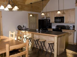 Crivitz cabin photo - Kitchen