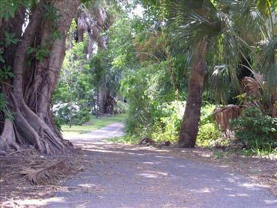 ENJOY THE 22 MILES OF BIKE PATHS ON SANIBEL