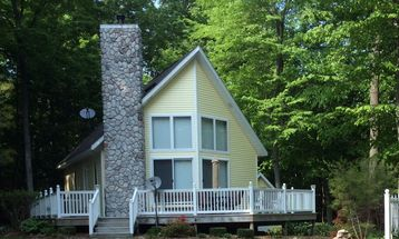 South Haven cottage rental - Cottage in the Woods