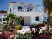 Curacao townhome photo - Have lime in your coconut- with a panoramic sea view on your spacious balcony