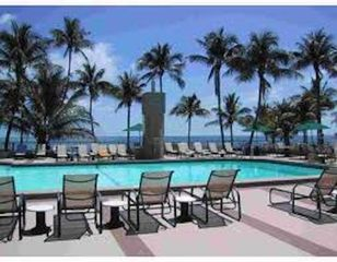Key Biscayne apartment photo - Enjoy the pool by the ocean.