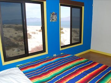 King bedroom upstairs
