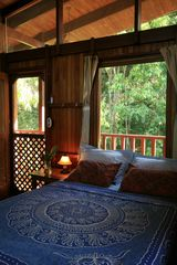 Montezuma villa photo - All of the bedrooms are designed for maximum ventilation.