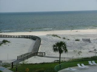 Fort Morgan condo photo - A Beautiful View from your Patio