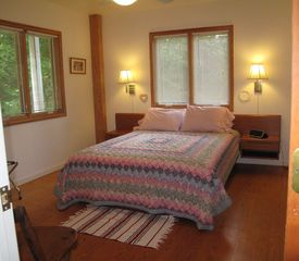 Annapolis house photo - Enjoy a quiet morning on the water or an evening camp fire.
