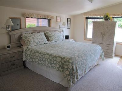 Master Bedroom. King Size Bed