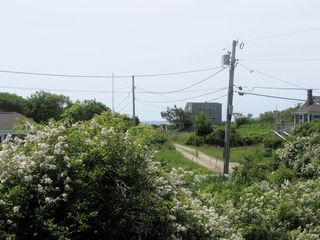 Little Compton house photo - Beach at end of short laneway