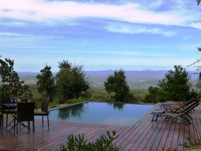 La Garde Freinet house rental - Le Bastidon - Mirror Pool