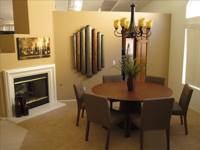 Palm Desert house rental - Dining Room