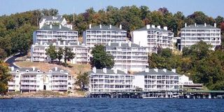 Lake Ozark condo photo - Emerald Bay from the Lake