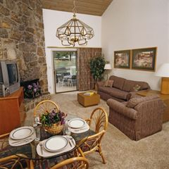 Greers Ferry Lake condo photo - Living Area