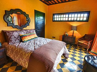 Tamarindo house photo - Full Bed in the Mirador room