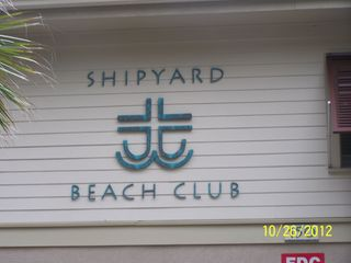 Shipyard villa photo - Beachwalk is a short walk to Shipyards private beach entrance