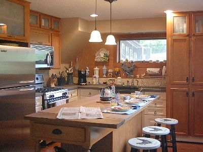 Fully equipped Kitchen to enjoy a good breakfast before you start your day!