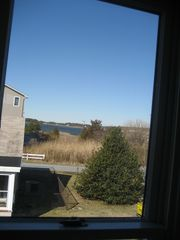 Dewey Beach house photo - View of Rehobeth Bay from sunroom