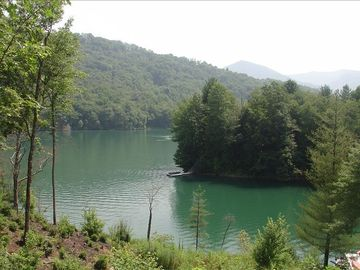 Lake Nantahala house rental
