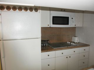 Isla Verde condo photo - Kitchen area
