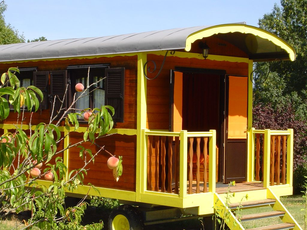 Peaceful house, 21 square meters , Saint-salvy