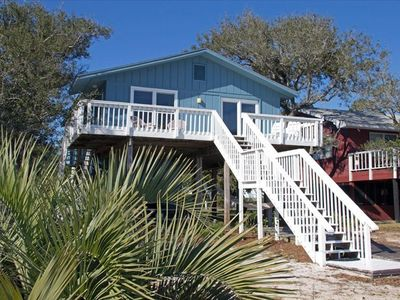 Forever Yours Gulf House on Beautiful Little Lagoon in Gulf Shores!