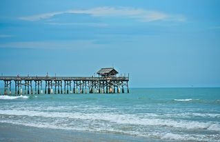 Cocoa Beach condo photo - Private Beach Access