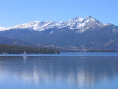 Lake Dillon - Just Minutes from the Lodge!