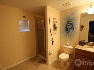 Paradise Palms townhome photo - Harry Potter theme bath room