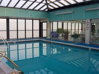 Golden Sands Ocean City condo photo - Indoor Pool