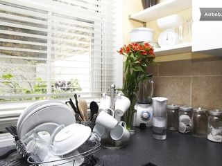 Hampstead apartment photo - Kitchen with all the utensils required