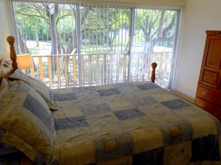 Lago Vista house photo - Second Bedroom Queen size bed with beautiful views