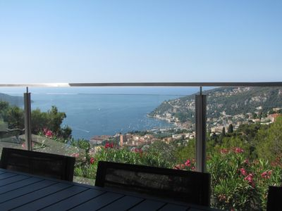 STUNNING INTERIOR DESIGNED VILLA WITH INCREDIBLE VIEWS.CLOSE TO NICE AND MONACO