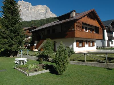 Comfortable apartment just steps from the slopes of Civetta