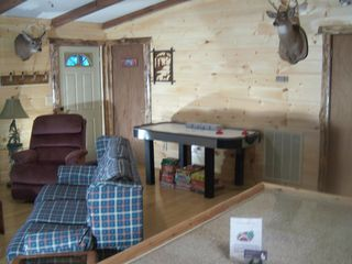 Cosby cabin photo - NEW Livingroom 2