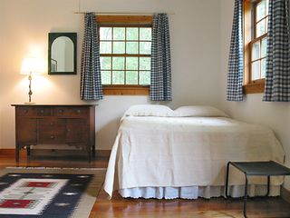 Plattekill house photo - Deck Bedroom