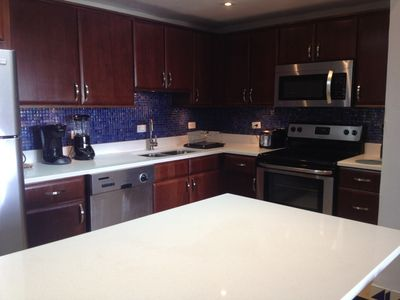 Rio Mar villa rental - Newly Renovated Kitchen