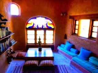 Santa Fe house photo - Meditation, Yoga & Writing room off of the Master Bedroom.