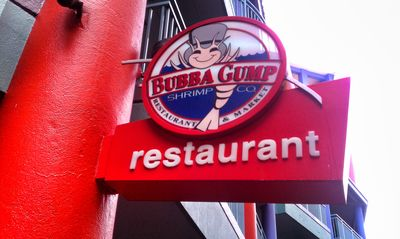 Bubba Gumps Shrimp Co Restaurant