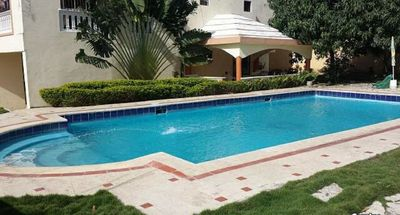 Experience the Dominican Essence in Beautiful House with Pool
