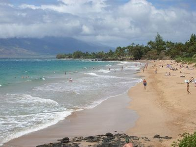 Our Kamaole Beach