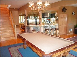 Sun Valley house photo - Game Room with Wet Bar