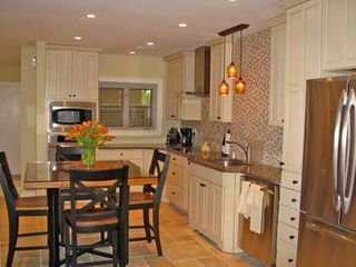 Gorgeous new eat-in kitchen - Kiawah Island villa vacation rental photo