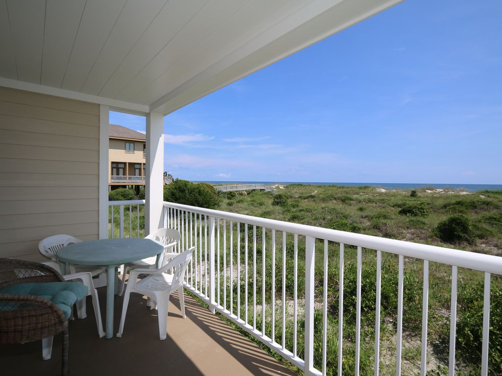 wrightsville dunes 1d h oceanfront condo with vrbo