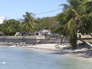 Vieques Island house photo - The boardwalk (Malecon) in Esperanza
