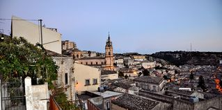 Modica house photo - A fascinating view of Old Modica near Anime a Sud