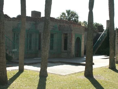 Atalaya at Huntington Beach State Park