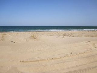 Orleans house photo - Just over the dunes, Nauset Beach beckons!