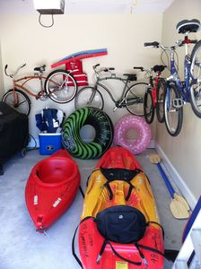 Dune Allen Beach townhome rental - Toys are for your personal use. All we ask is you take care of them & BE SAFE!