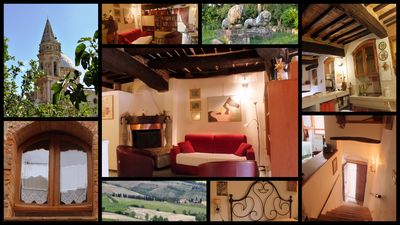 Cosy studio in the heart of Montepulciano